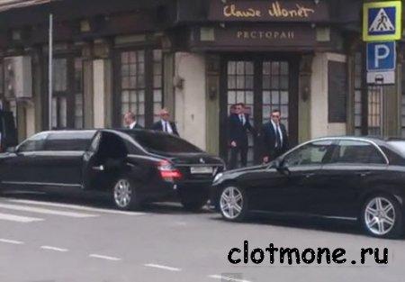 Путин в 3 сезоне Кухни посетил ресторан Клод Моне