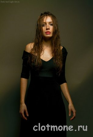 Валерия Федорович - фотосессия Катя из сериала Кухня